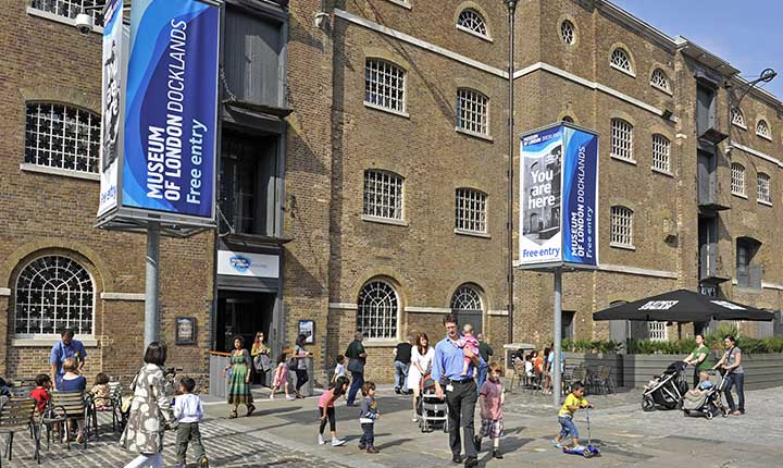 04 Museum of London Docklands