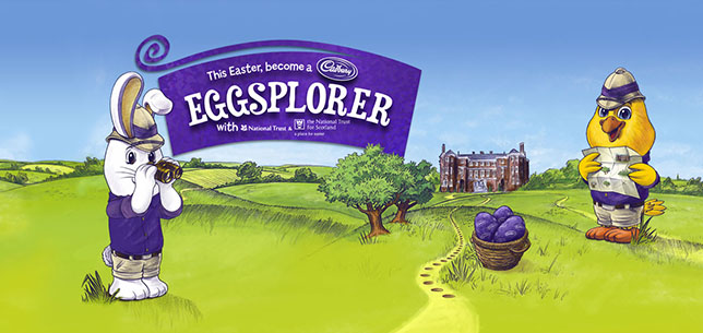 eastereggsplorer