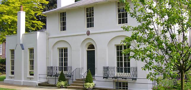 keatshouse