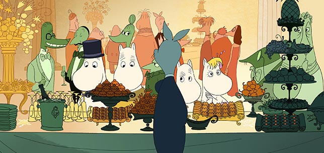 moominsontheriviera