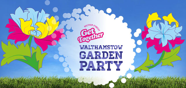 WalthamstowGardenParty