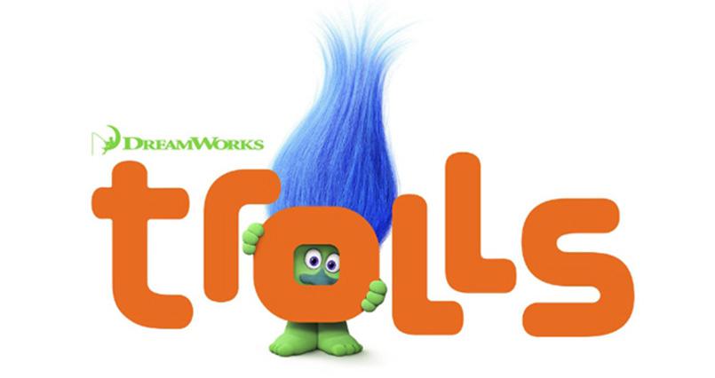 DreamWorks Animation Trolls