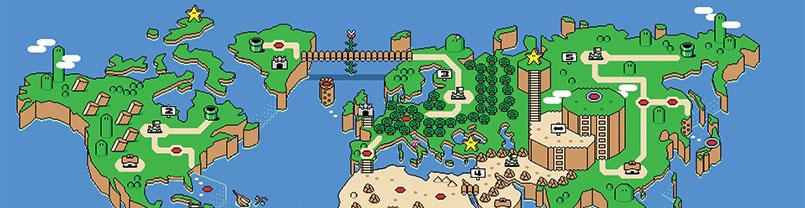 Super-Mario-World-Map