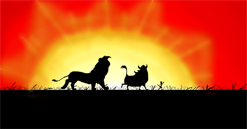 Shakespeare on Film: The Lion King