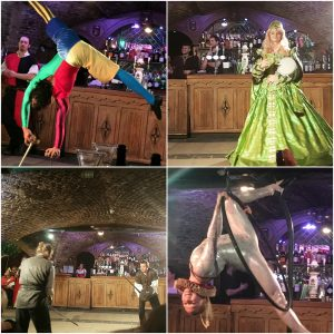 Entertainment at London's Medieval Banquet