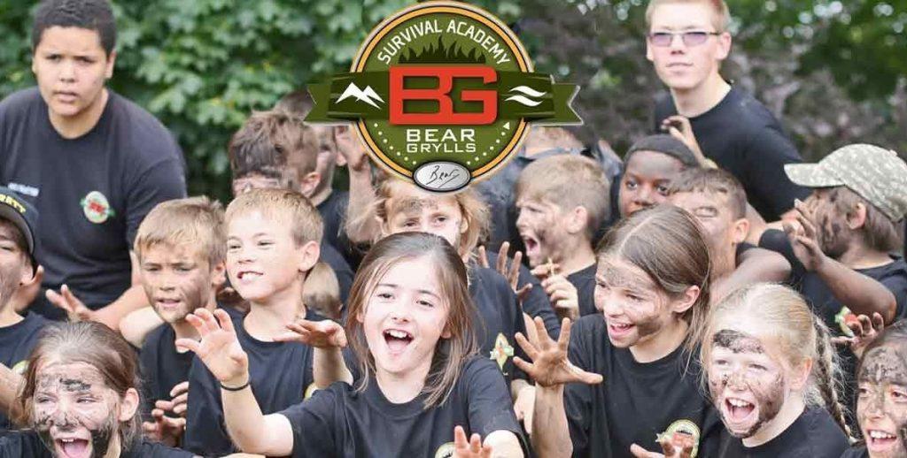 Bear Grylls Survival Academy