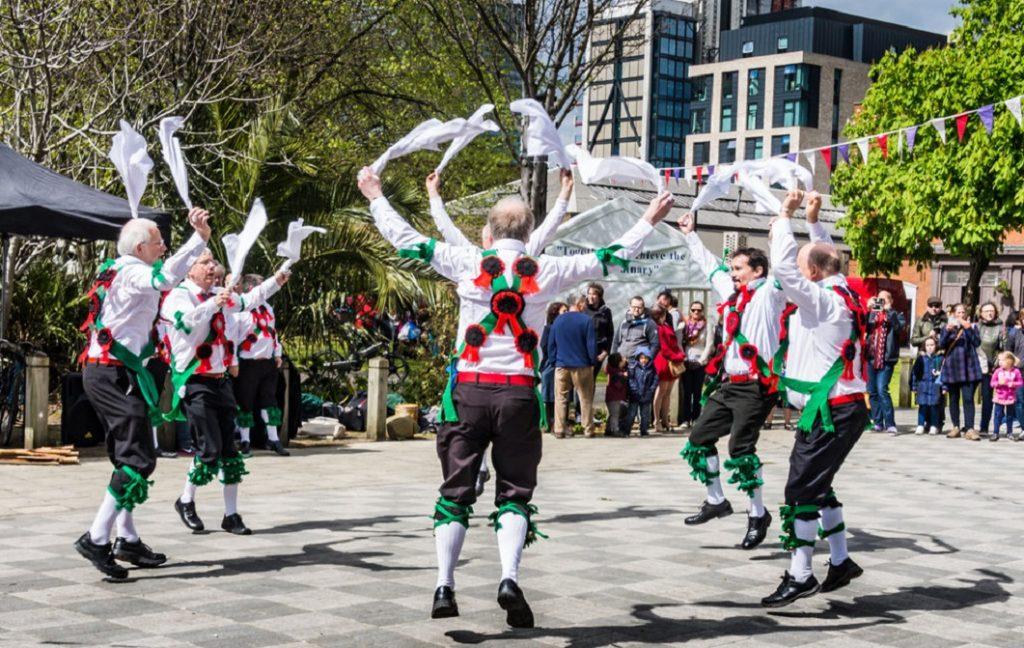 London St George's Festival