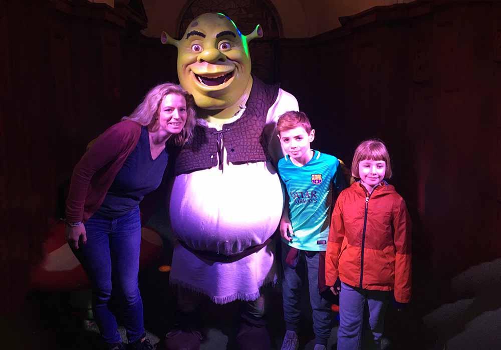 A Day Out At Shrek S Adventure Littlebird Blog