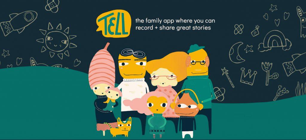 Tell App - LittleBird